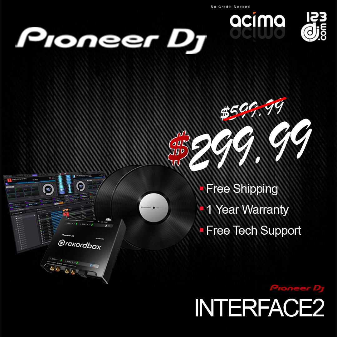 Pioneer DJ INTERFACE2