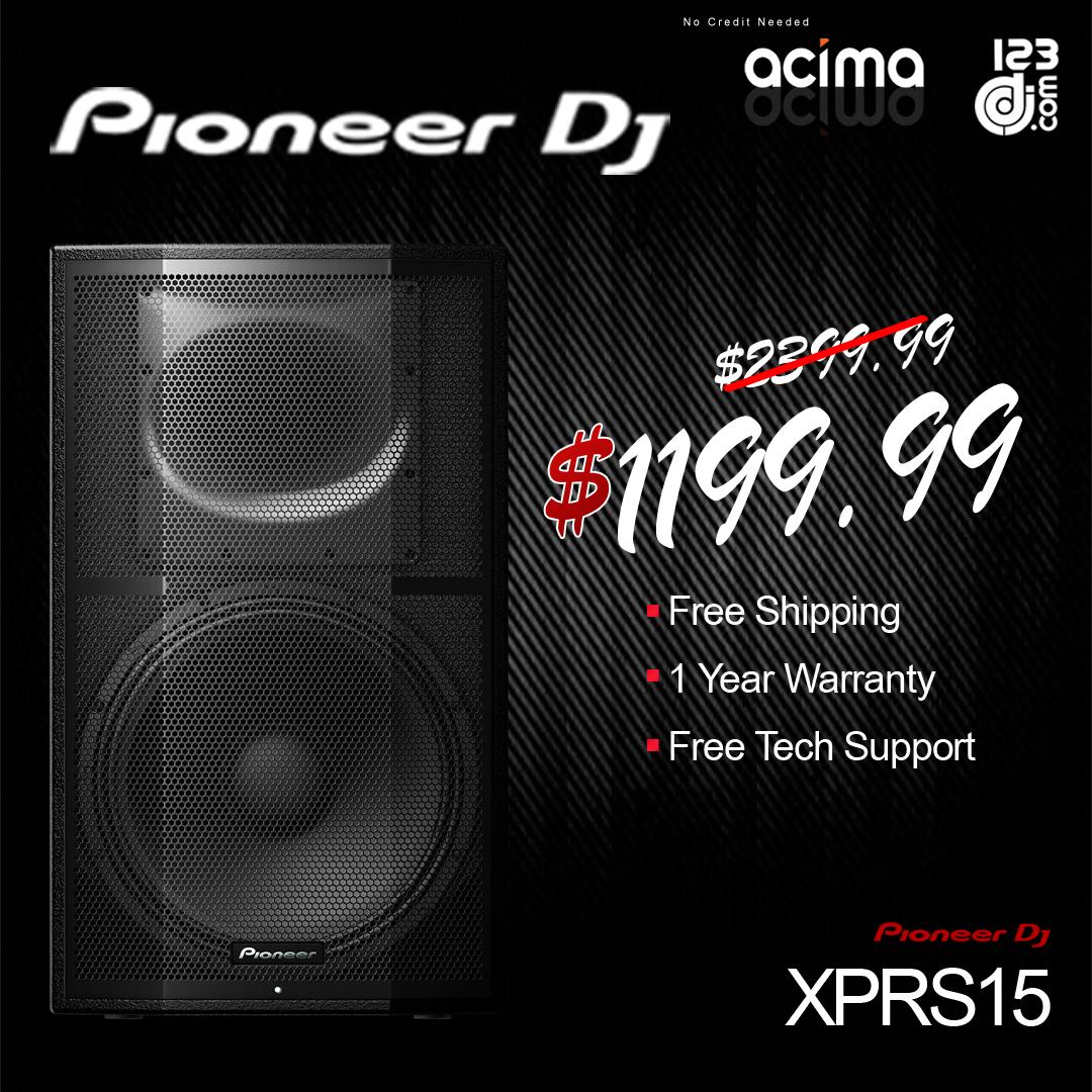 Pioneer DJ XPRS15