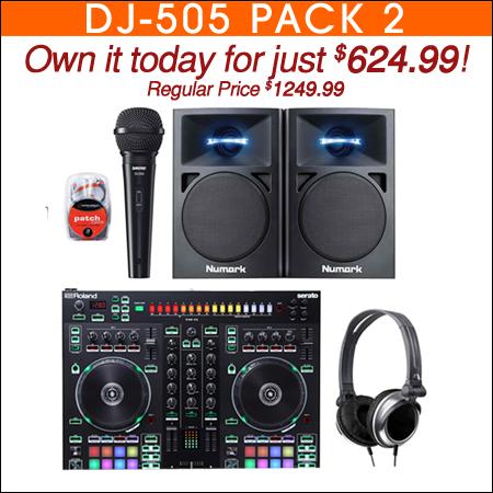 DJ Equipment Packages | Specials | Chicago DJ Equipment | 123DJ