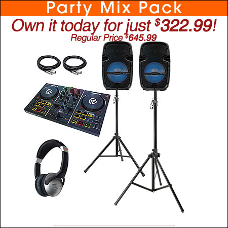 Party Mix Package