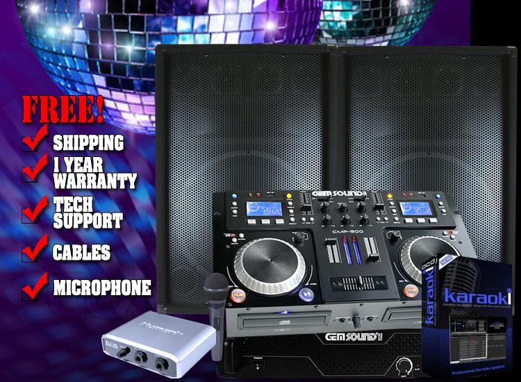 Karaoke 1300 Pack