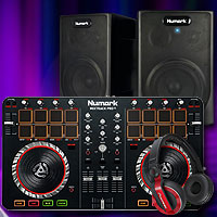 Numark At Home Studio Pack