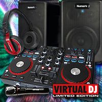 Virtual DJ Home Pack