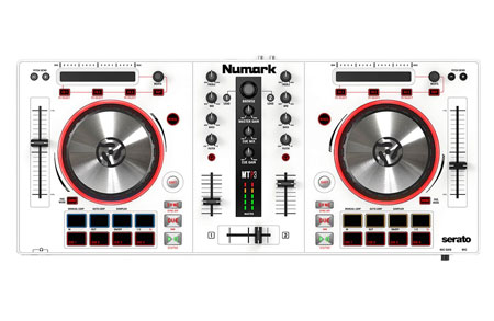 Numark MixTrack Pro II...