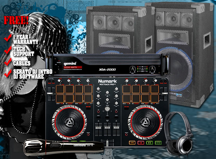 Numark Digital Pack 1