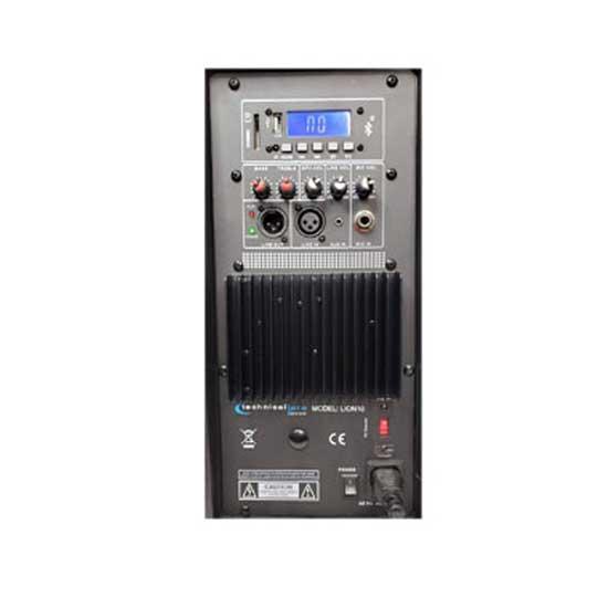 "Gemini SDJ-4000 & Technical Pro Lion 15"" Pack"