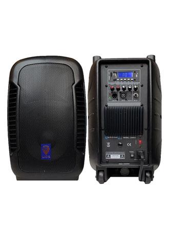 """Gemini CDM-4000BT & Technical Pro Lion 12"""" Pack"""