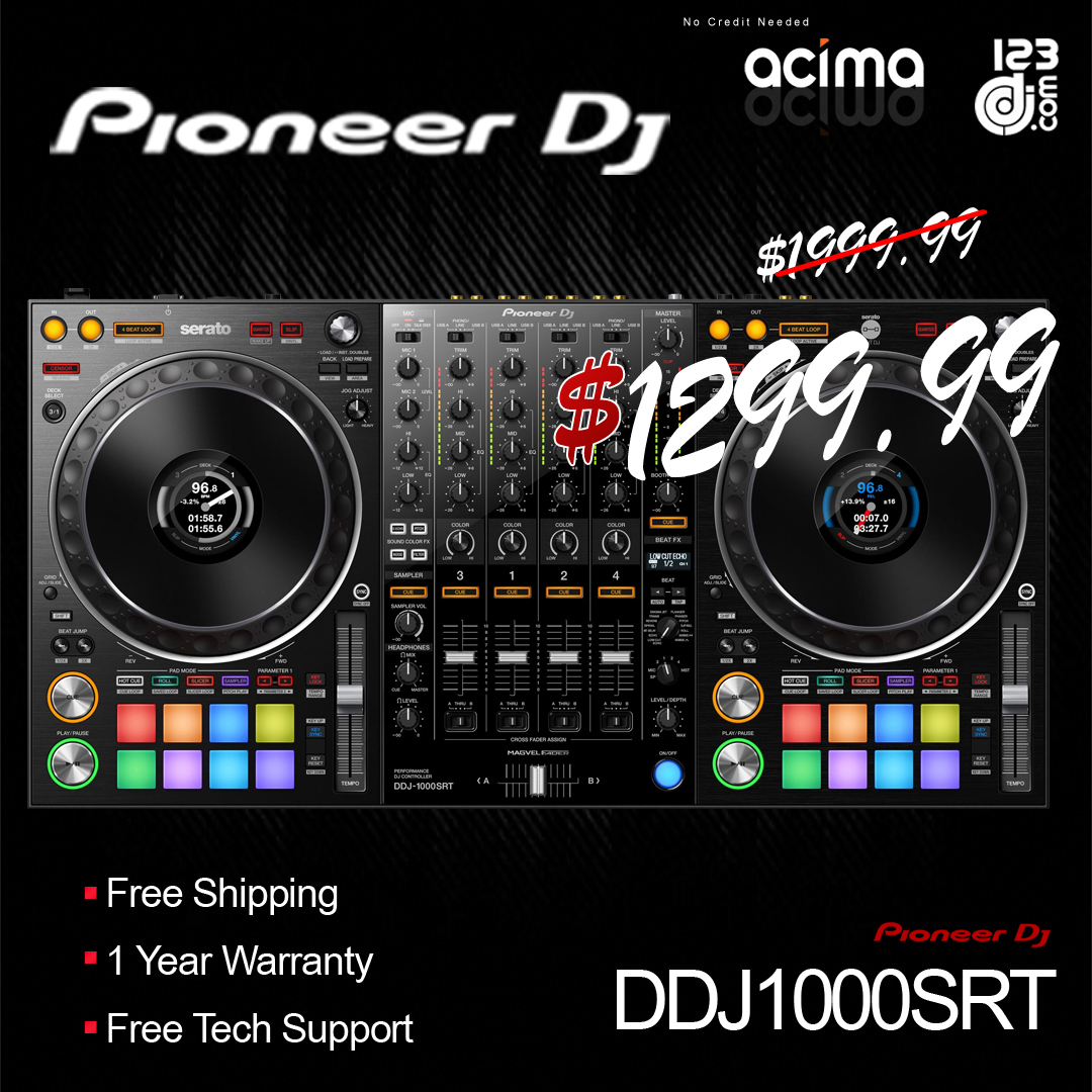 Pioneer DDJ1000SRT