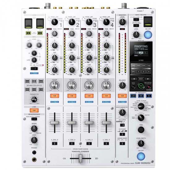 Pioneer CDJ-3000 White Pack 1