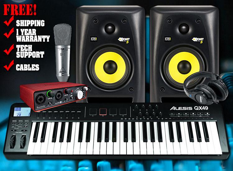 QX Studio Pack