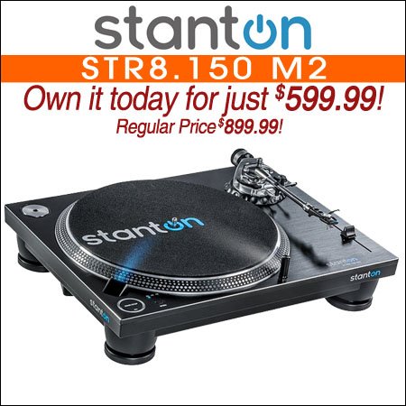Stanton STR8.150 M2