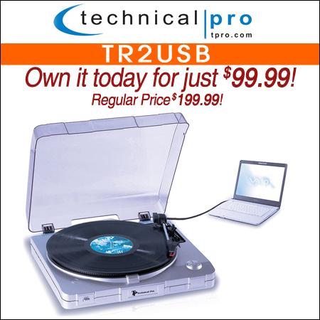 Technical Pro TR2USB