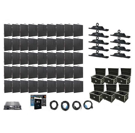 ADJ AV3 9X5 - Touring Indoor 45 LED Panel Video System