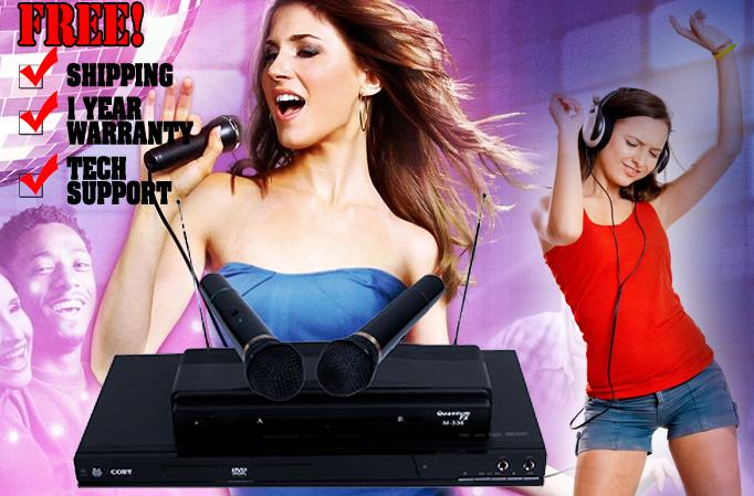 DVD/Karaoke Bundle 1