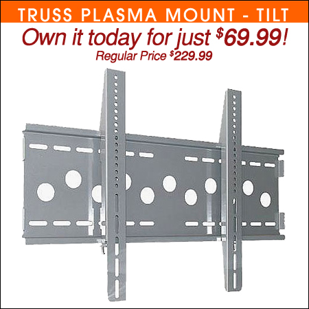 Truss Plasma Mount Tilt